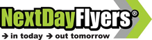 Next Day Flyers Logo